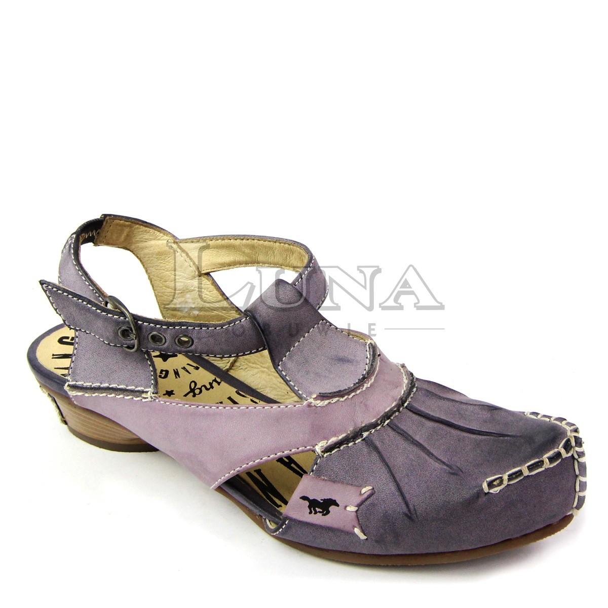 dfdb8d2c597fb sandały MUSTANG - Sklep online Luna Obuwie