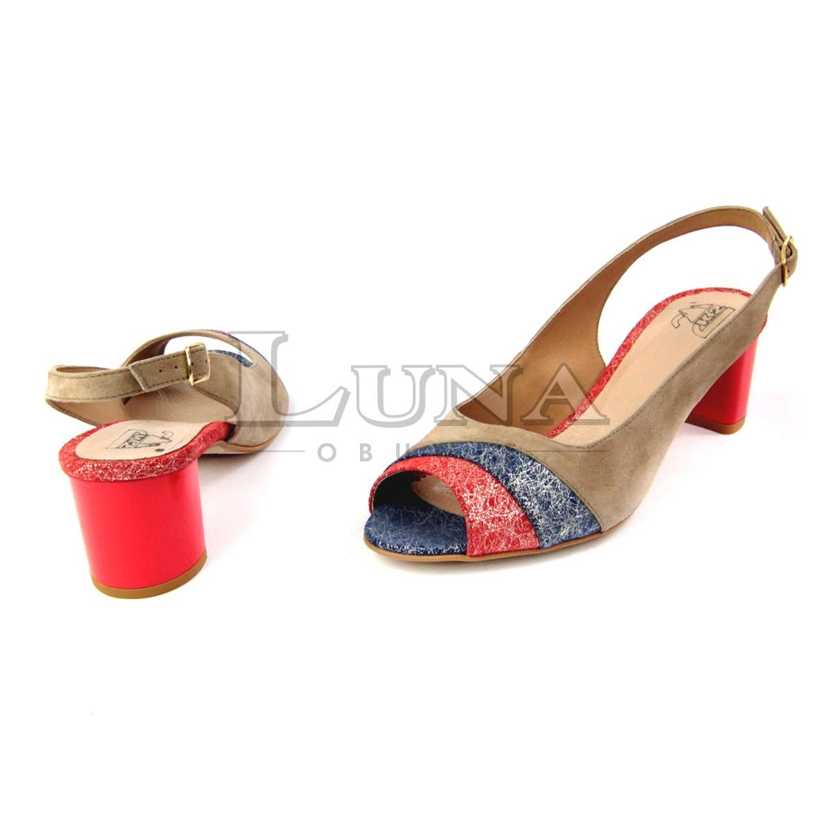 Sandały 2K2