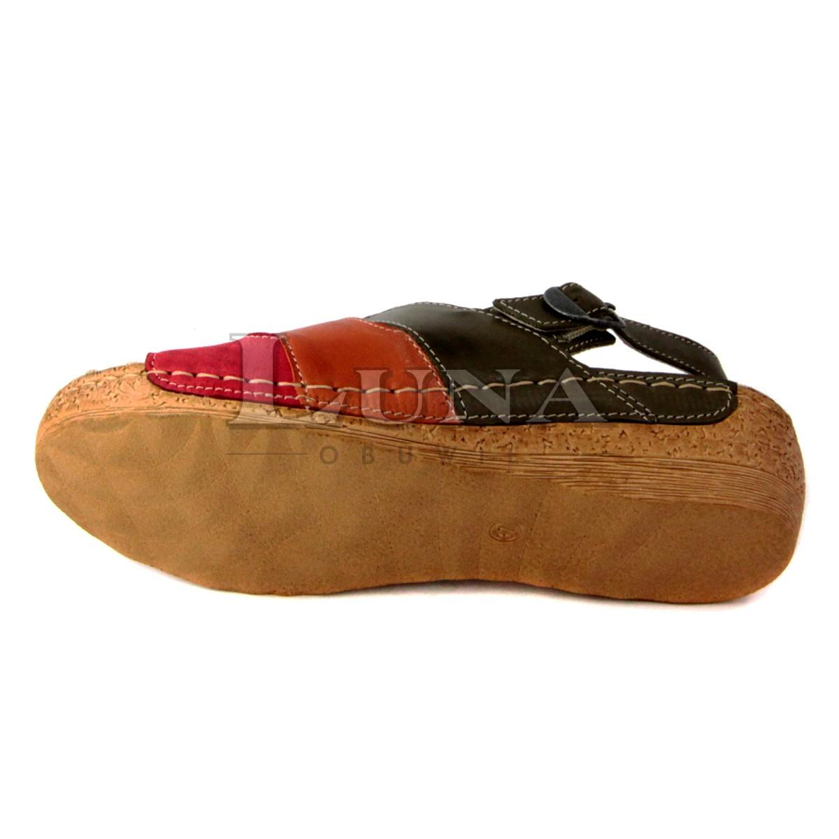 Sandały ŁUKBUT