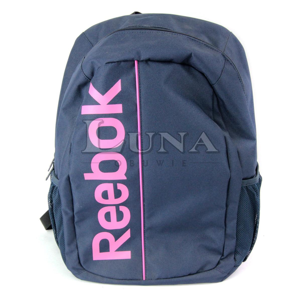 3c75d2d1f1d86 Plecak marki REEBOK B 80098 SPORT ROY BKP CONAVY - Sklep online Luna ...