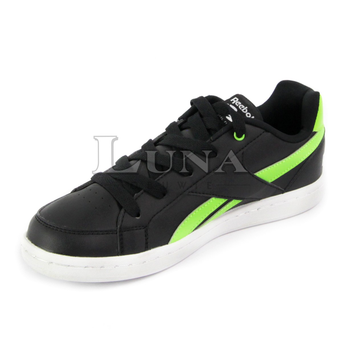 0e035ff3 Obuwie sportowe damskie REEBOK ROYAL PRIME AR0796 BLACK GREEN WHITE ...