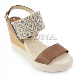 Sandały VAQUETILLAS