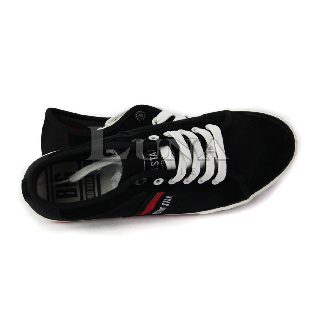 Tenis Big Star - W174546 Black kspNNZBGir