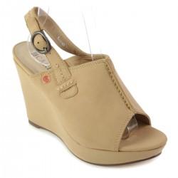 Sandały CARDLY K244063 J.BRĄZ