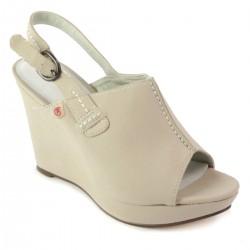 Sandały CARDLY K244064 BEŻ