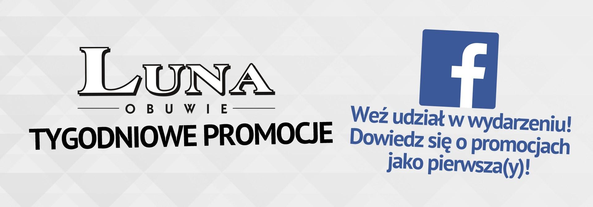 Weź udział w wydarzeniu Sklepu LunaObuwie.pl